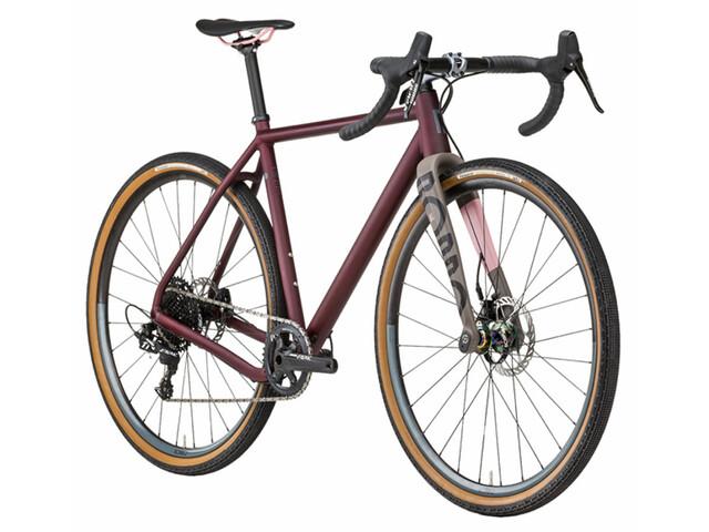 RONDO Ruut AL Gravel Plus Cyclocross röd